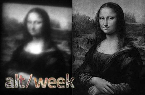 Alt-week 8.10.13: The Mini Lisa, going ape and how Google Glass will turn you into an ant