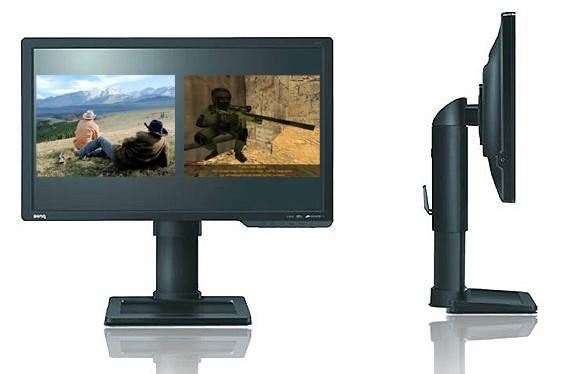 BenQ intros 23-inch XL2410 3D monitor for your stereoscopic camping delight