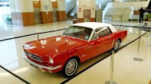 Collection: ahistóriado Mustang 1965que saiudo Texas rumo ao Brasilapós51 anos