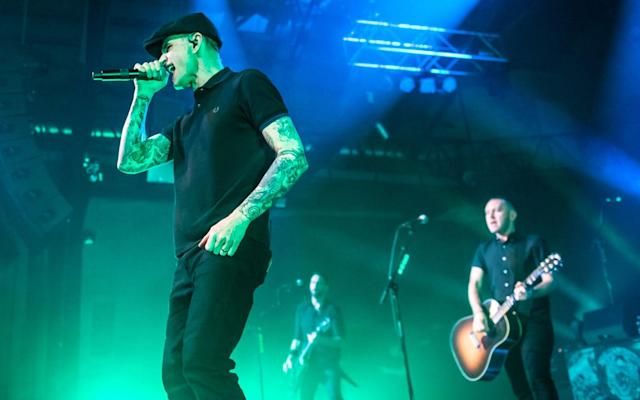 Dropkick Murphys will livestream a St. Patrick's Day show with no audience