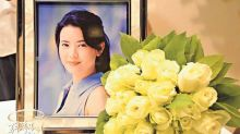 Fans and friends bid farewell to Yammie Lam