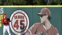 Report: Angels employee provided drugs to Tyler Skaggs, used them with pitcher