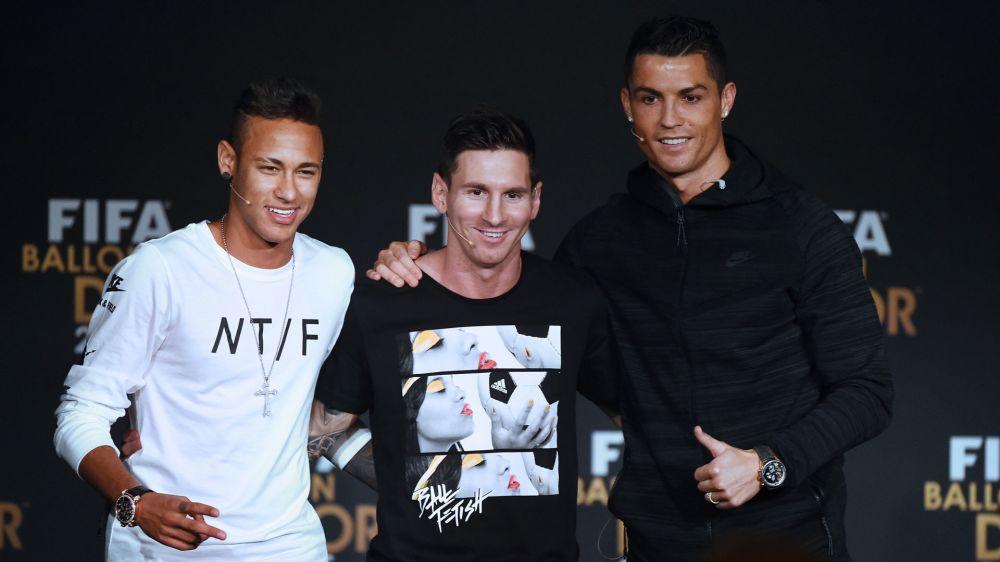 """Beckham: """"Messi und Ronaldo haben einen neuen Konkurrenten"""""""