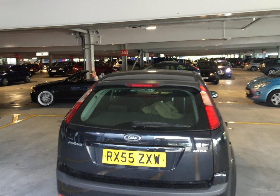 ikea shoppers trapped in car park for four hours at new reading store video. Black Bedroom Furniture Sets. Home Design Ideas