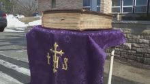 150-year-old Bible survives two church fires unscathed: 'Truly a work of God,' pastor says