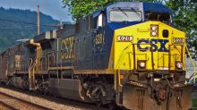 CSX Corporation Stock Tumbles on CEO's Medical Leave