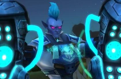 Massively's hands-on with WildStar's Medic