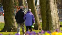 Four in ten adults fail to manage even one brisk 10 minute walk a month
