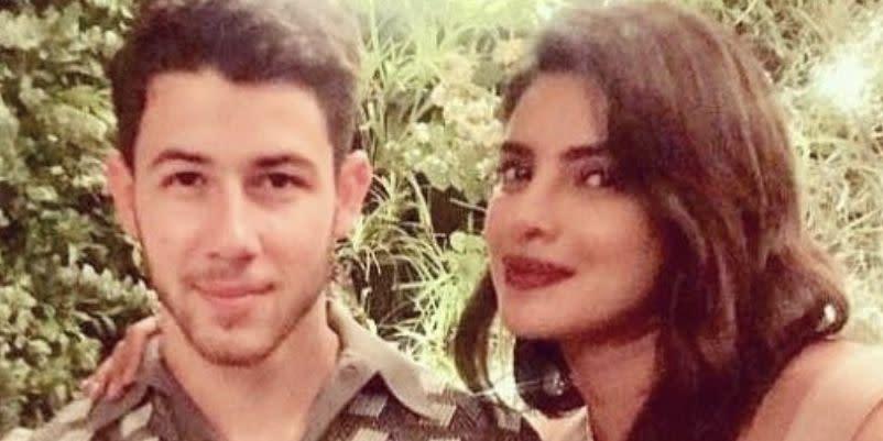 Nick Jonas And Priyanka Chopra's Evening Engagement Party