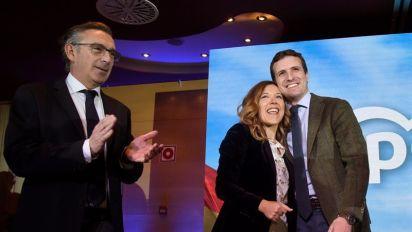 Casado cree que Sánchez volverá a pactar con separatistas tras el 28-A