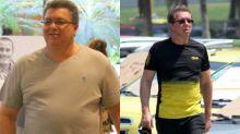 Boninho comemora mudanças após cirurgia de redução de estômago