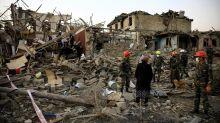 Le président azerbaidjanais veut venger les civils tués à Gandja
