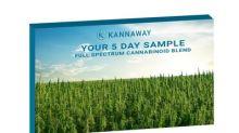 Medical Marijuana, Inc. Subsidiary Kannaway® Unveils New Single Serving Size Sample Packs