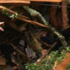 Severe weather strikes Louisiana and Oklahoma