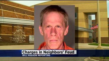 New Brighton Man Charged In Neighbor's Shooting Death