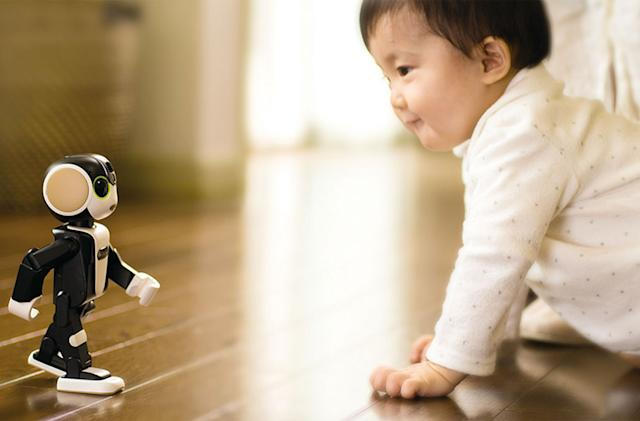 'RoboHon' is the tiny robot smartphone you never knew you needed