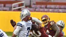 Ten thoughts on the Cowboys upsetting 25-3 loss to the Washington Football Team