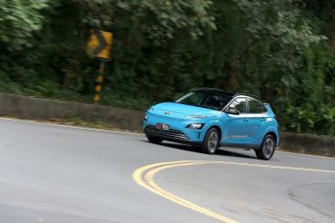 [試駕] 純電酷跑旅(上) Hyundai Kona Electric EV300