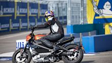 Harley-Davidson has resumed production of the LiveWire