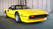 風采依舊-近賞出廠逾 30 年經典跑車 Ferrari 308 GTSi