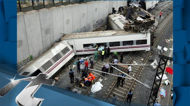 Spain Breaking News: Spain Train Driver 'can't Explain' Why He Crashed