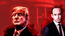 Stephen Miller stokes Trump's nationalist vision