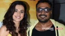 Taapsee Pannu-Anurag Kashyap To 'Travel Together' For Doobara - EXCLUSIVE