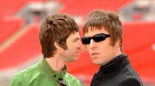 Liam Gallagher slams brother Noel as 'fake' as he announces debut solo single