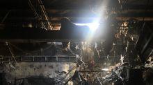 Democratic headquarters in Arizona county burns down, arson suspected
