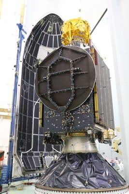 Innovative Communications Satellite Built by Maxar's SSL for PSN