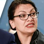 Trump: Tlaib 'hates Israel' and 'I don't buy [her] tears'