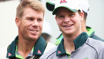 'Face the fire': Advice for Smith and Warner