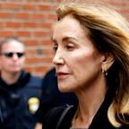 Felicity Huffman's two-week jail sentence triggers claims of 'white privilege'