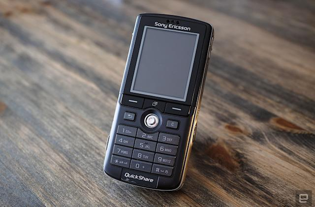 Sony's K750i cameraphone was a triumph in a sea of noble failures