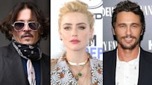 Johnny Depp denies abusing Amber Heard in a 'blind rage' over 'creepy' James Franco