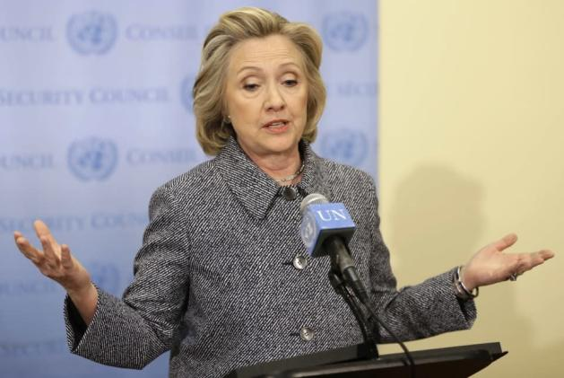 Hillary Clinton: 'I think I went above and beyond' email requirements