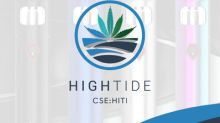 High Tide Announces Opening of KushBar Retail Cannabis Store in Medicine Hat