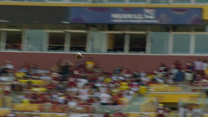 Mic'd Up: Listen to Terry McLaurin vs. the Chargers