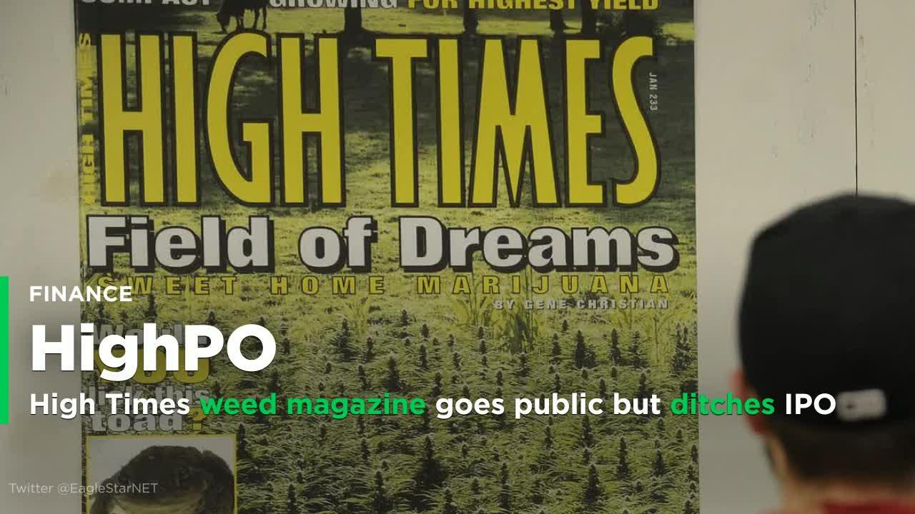 High times ipo bitcoin
