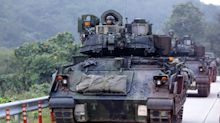 BAE Systems submits proposal for US armoured vehicle contract