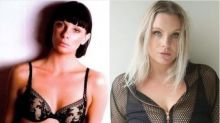 Body positive model shares shocking before-and-after pics from her time as a runway star