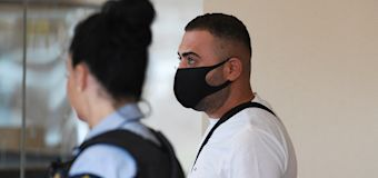 Pizza worker denies raping teen in shop