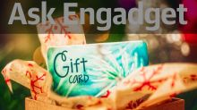 Ask Engadget: How can I make a gift card feel more personal?