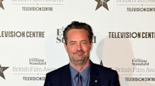 Matthew Perry jokes about Leonardo DiCaprio being billed ahead of him for film