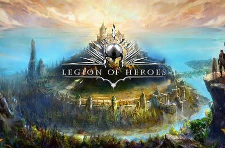 Nexon opens beta for mobile MMO Legion of Heroes