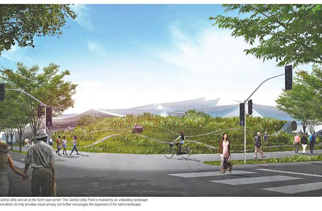 Google's next campus looks like a campsite from the future