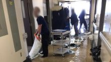 Surgeries cancelled after flood at Hull Hospital