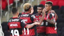 Gol de Bruno Henrique pelo Flamengo ganha destaque em perfil da Fifa: 'Perfeição aérea'