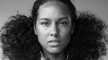 "Alicia Keys dichiara guerra al make-up: ""Basta nascondersi"""