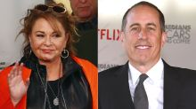 Why Jerry Seinfeld Doesn't Think It Was 'Necessary' to Fire Roseanne Barr (Exclusive)